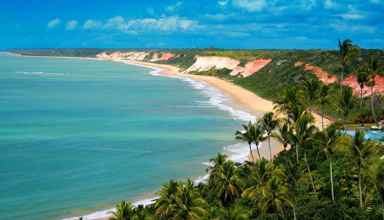 Arraial d'Ajuda na Bahia