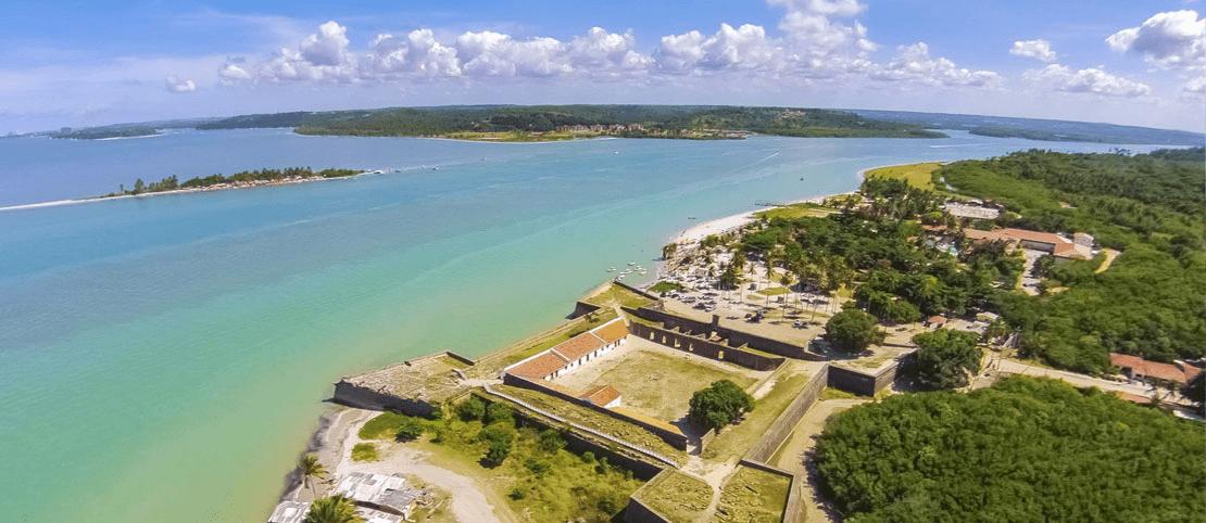 Coroa do Avião em Igarassu - Pernambuco