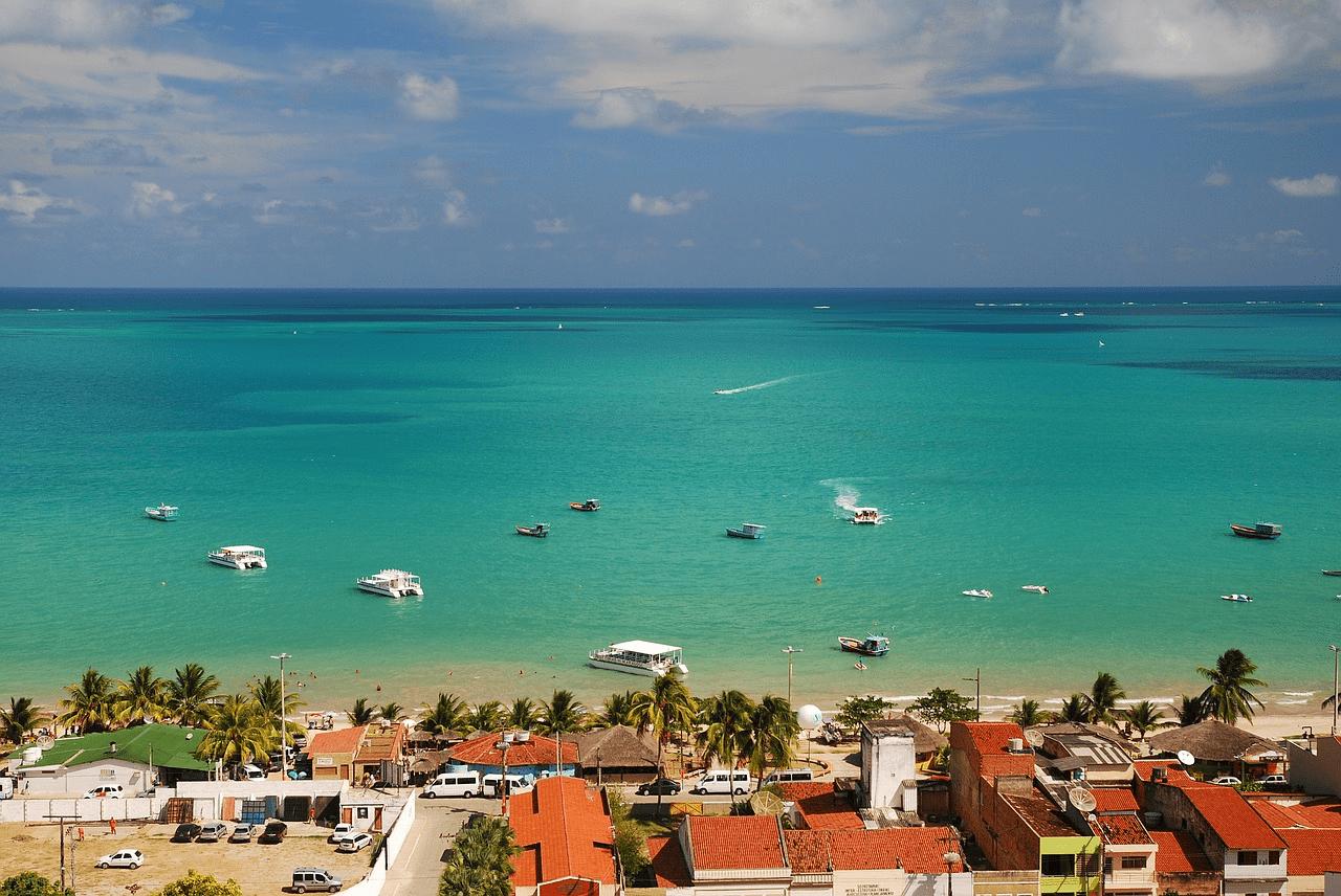 Maragogi e Praia do Antunes em Alagoas