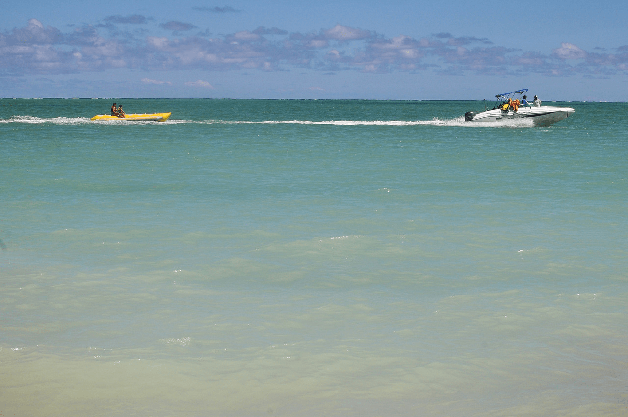 Praia de Antunes em Maragogi - Alagoas