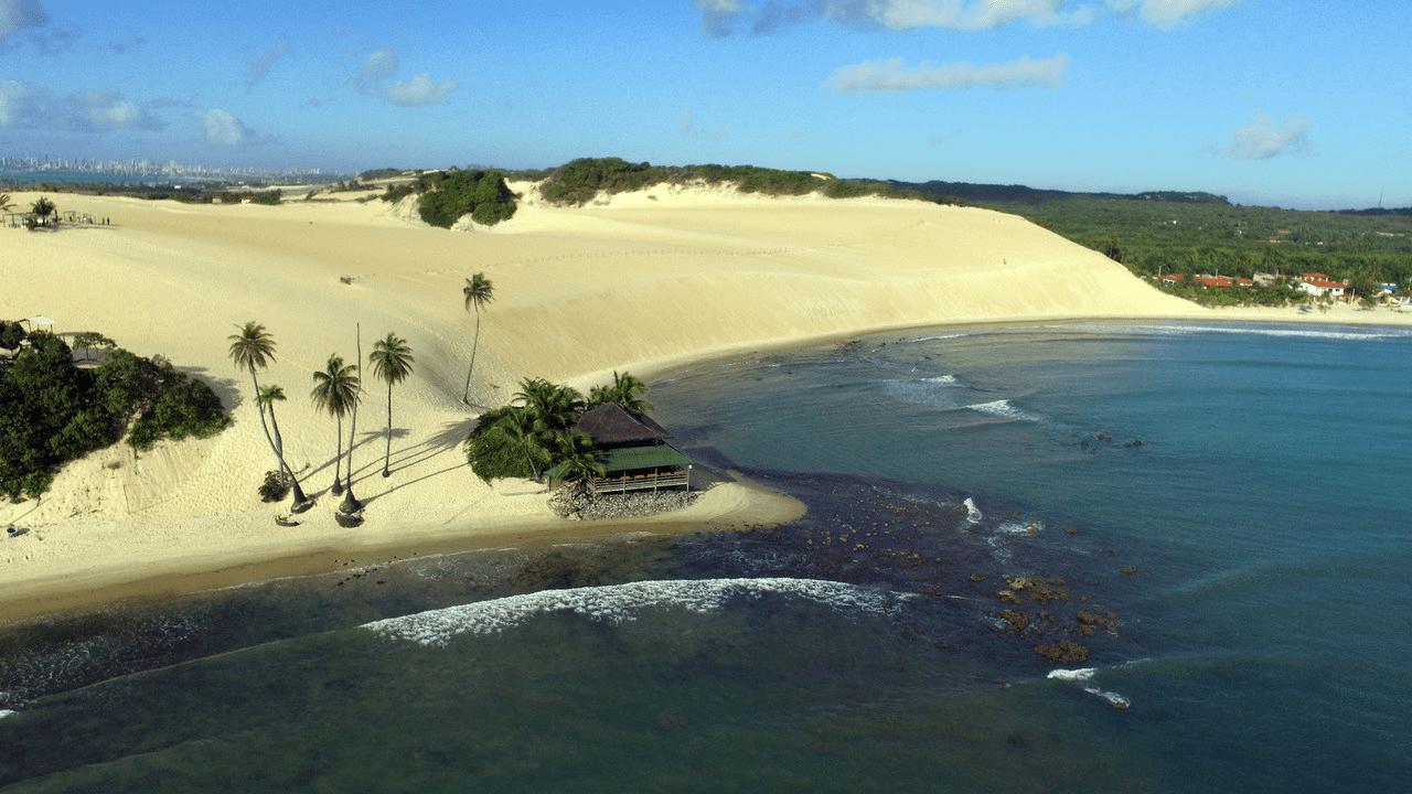 Praia de Genipabu – RN